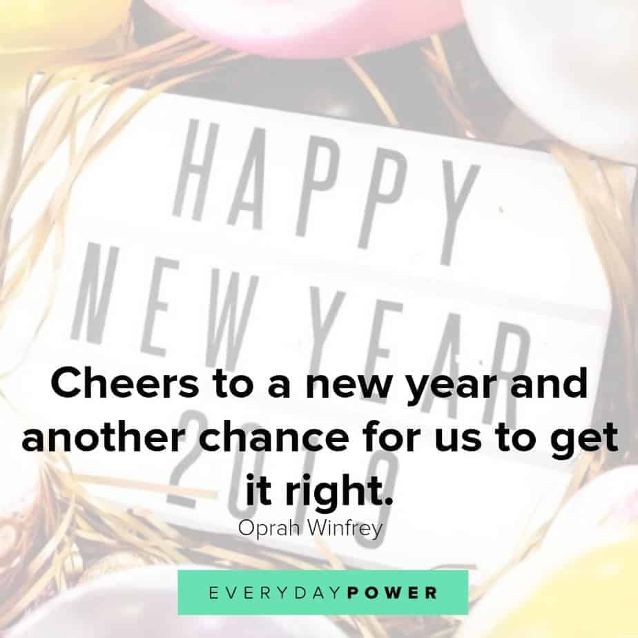 happy new year quotes to help you get it right