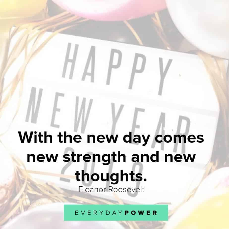 New years Eve quotes that help us reflect on 2018