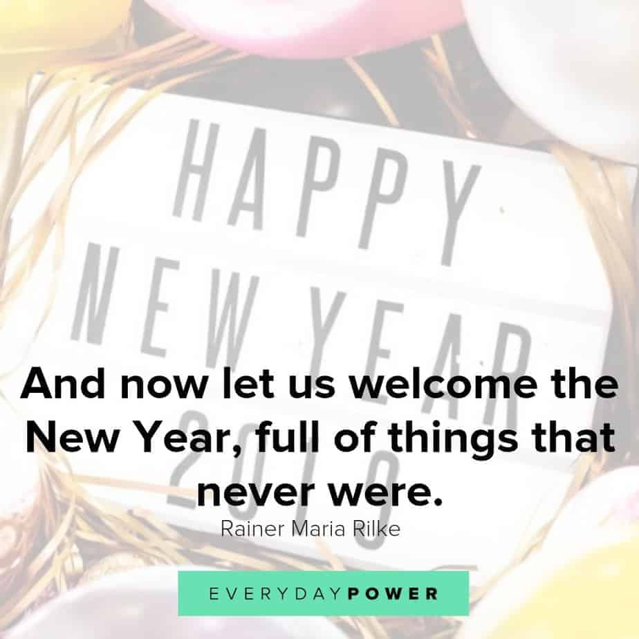 happy new year quotes full of optimism