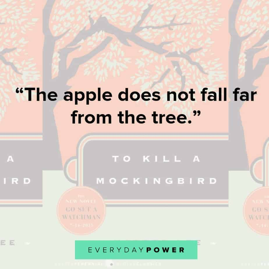 to kill a mockingbird quotes to expand the mind