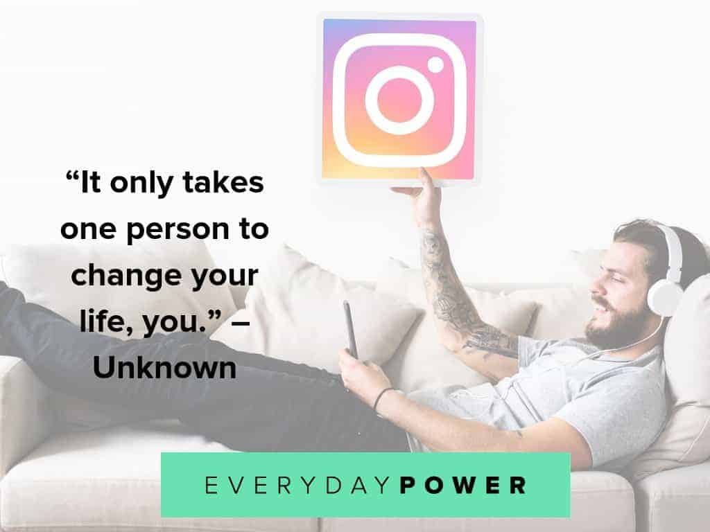 50 Instagram Bio Quotes That Define The Real You Everyday Power
