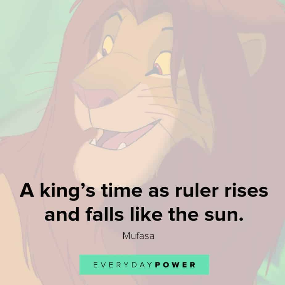 Lion King quotes to inspire and teach