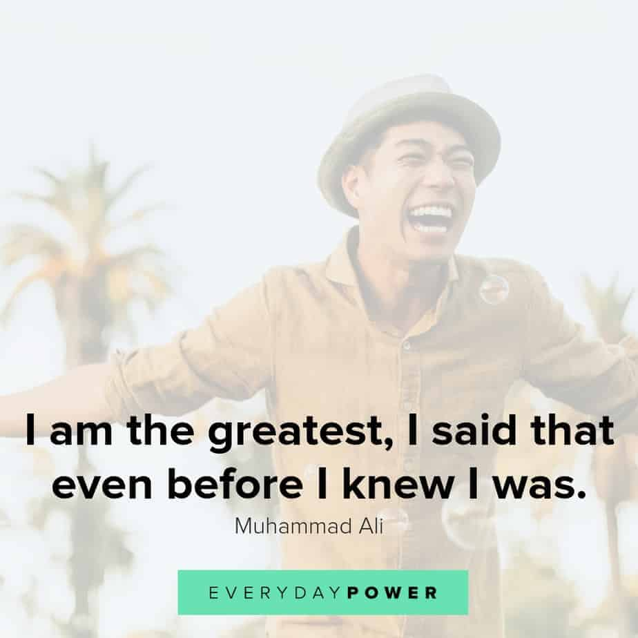 positive thinking quotes about greatness