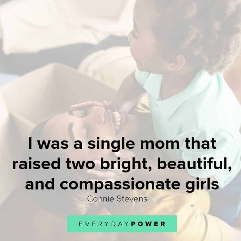 single mom quotes about compassion