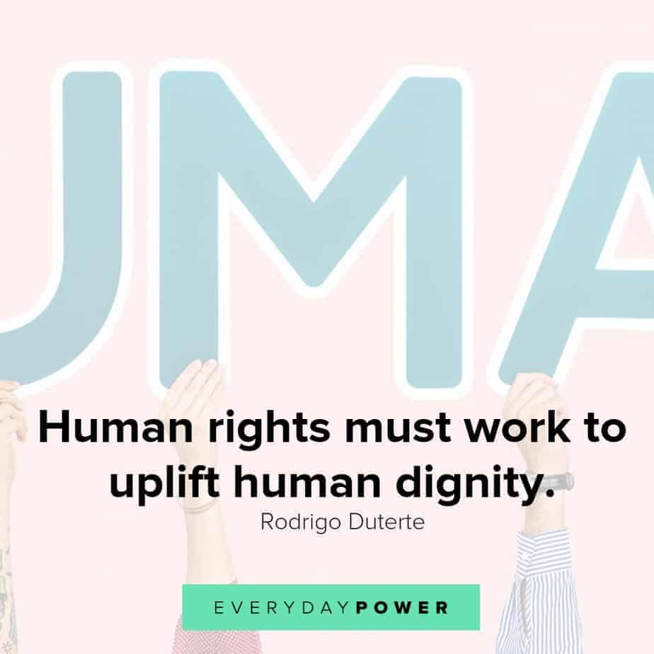 uplifting human rights day quotes
