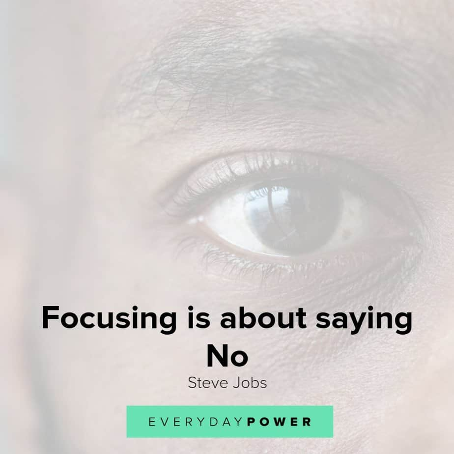 Focus quotes to boost your concentration
