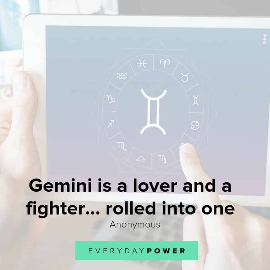 Gemini quotes to help you best understand them