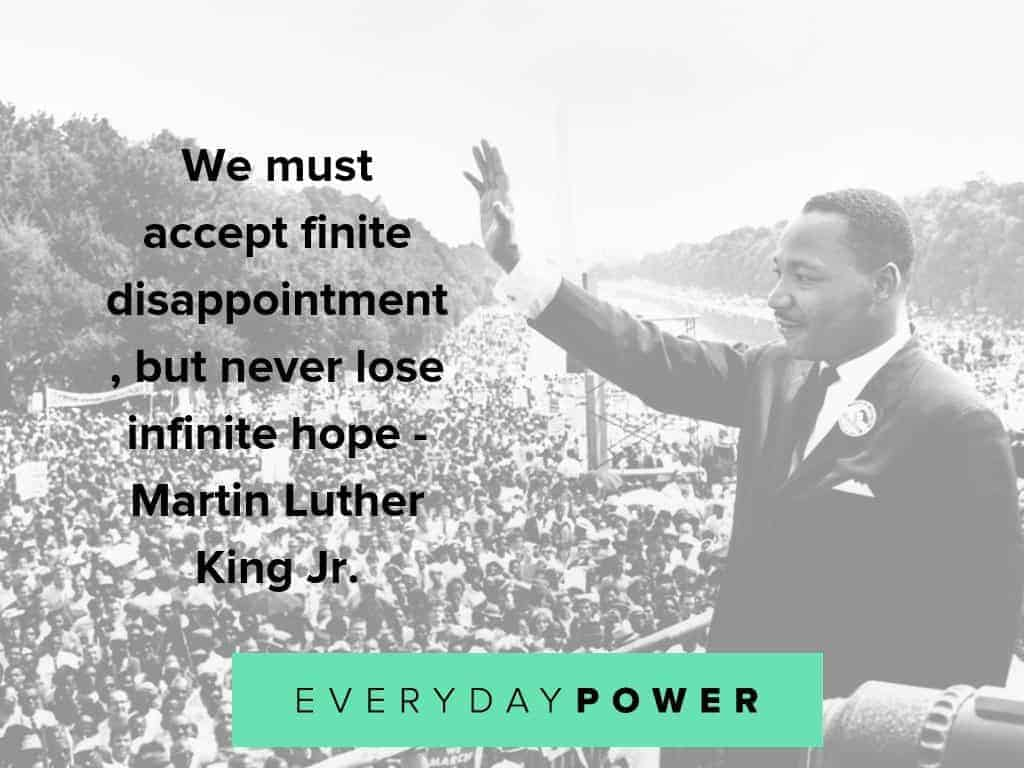 50 Martin Luther King Jr Quotes Celebrating Hope And Dignity 2019