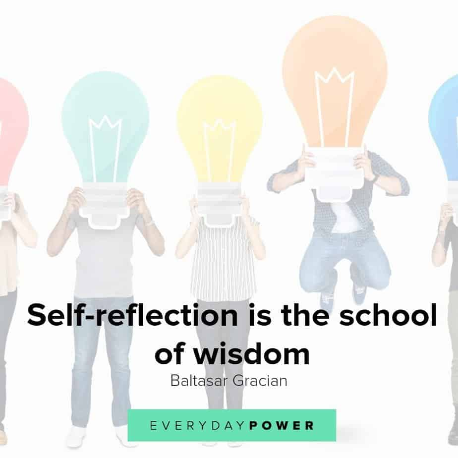 Self reflection quotes to help brighten your future