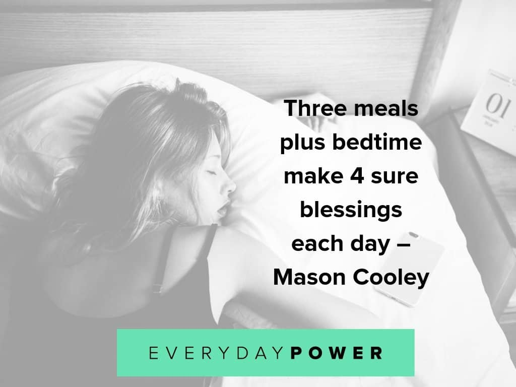 Sleep quotes to inspire a healthy lifestyle