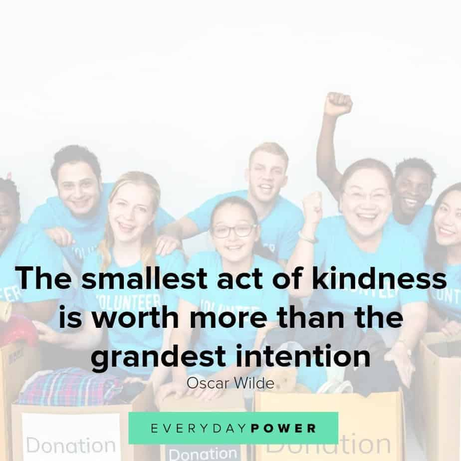 Volunteer quotes to inspire you to make a difference in the lives of others