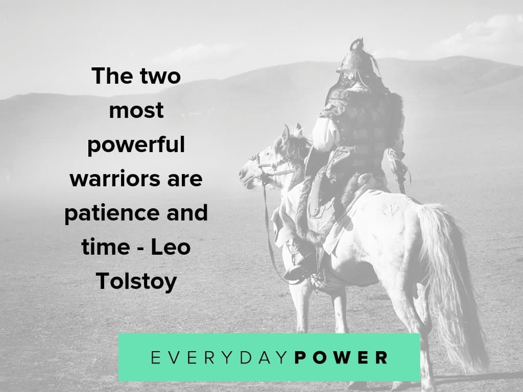Warrior quotes to inspire you to conquer life