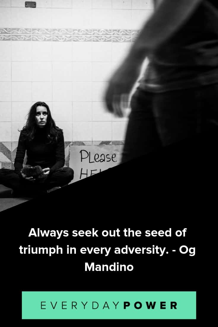 Adversity quotes that will make you stronger and wiser