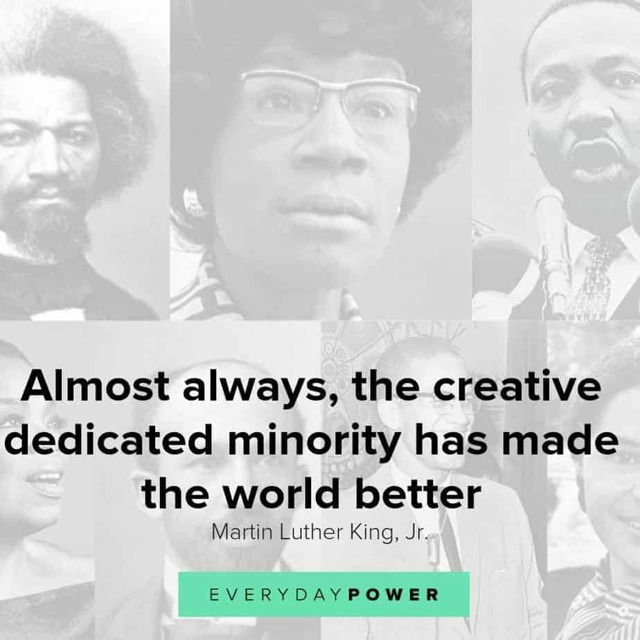 Black History Month quotes to celebrate the achievements of black men and women