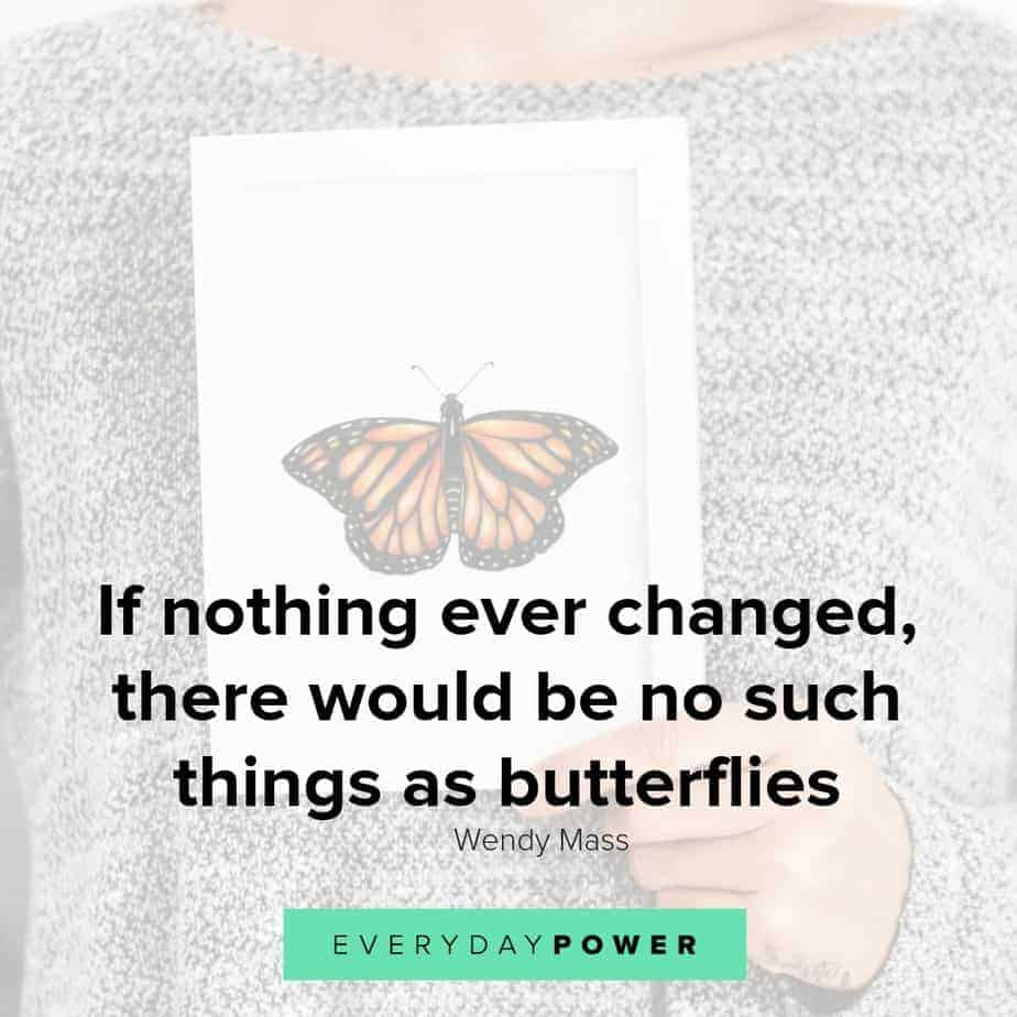 Butterfly quotes to celebrate your transformation