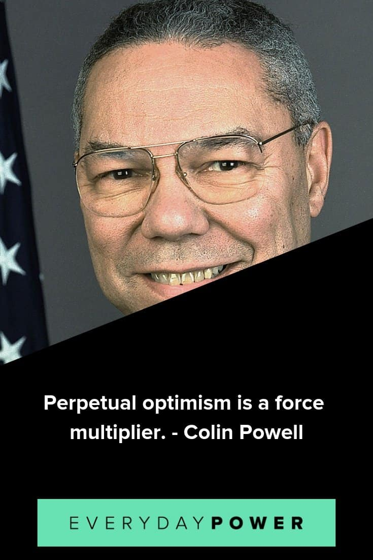 Colin Powell Quotes | 40 Colin Powell Quotes Praising Preparation And Hard Work 2019