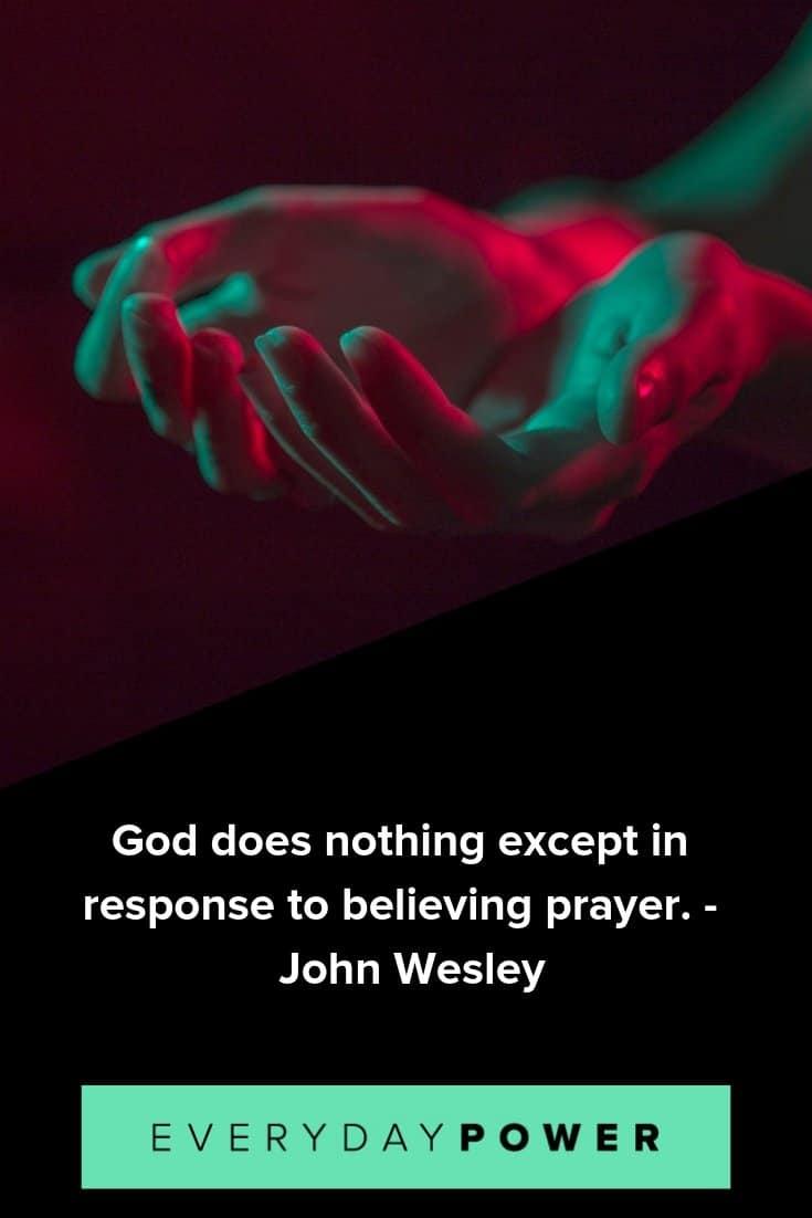 Daily prayer quotes to help you maintain faith and a positive attitude