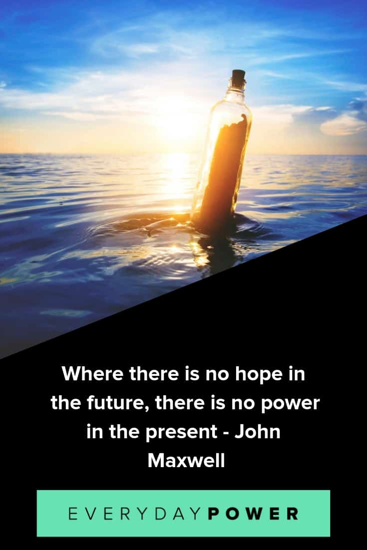Hope quotes to inspire success and achievement