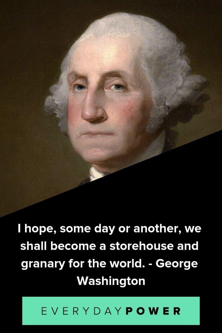 George Washington quotes to inspire true servant-leadership