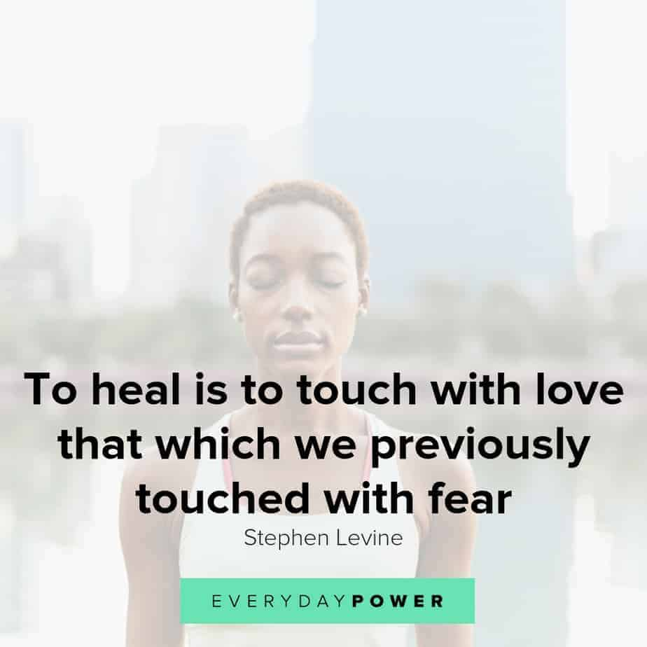 Healing quotes to help you recover from struggle
