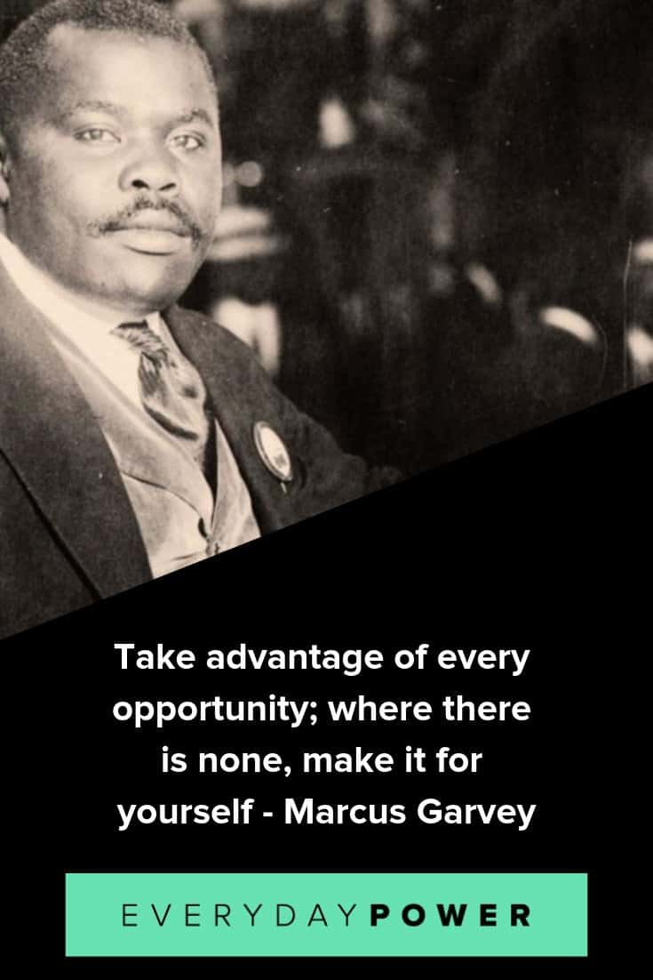Powerful and inspirational Marcus Garvey quotes