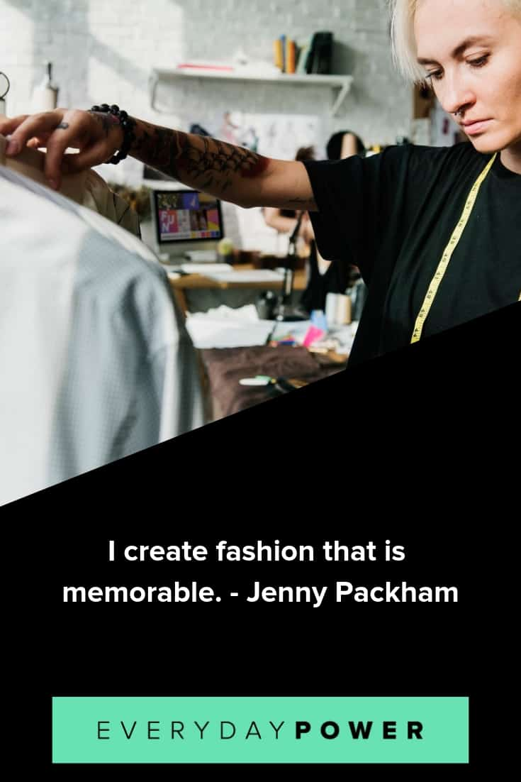 inspirational fashion quotes