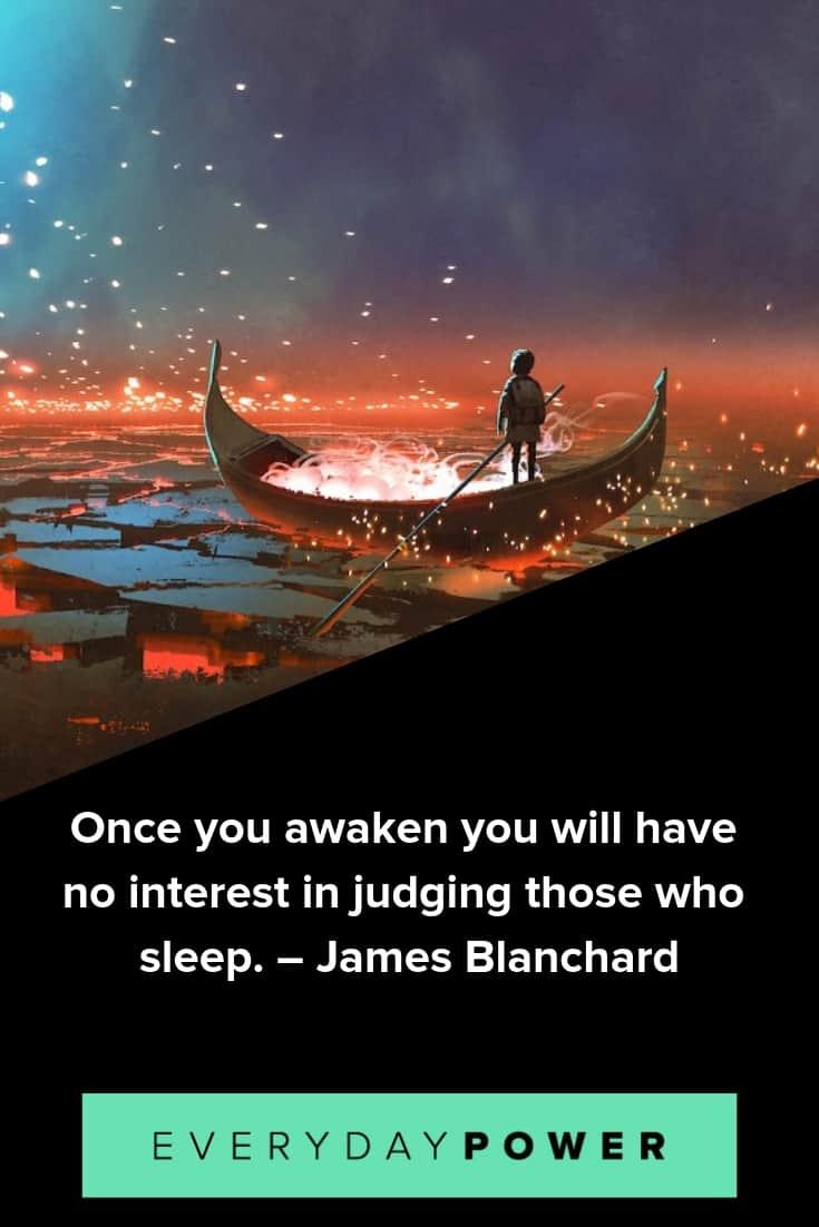 Spiritual awakening quotes that celebrate the journey of life