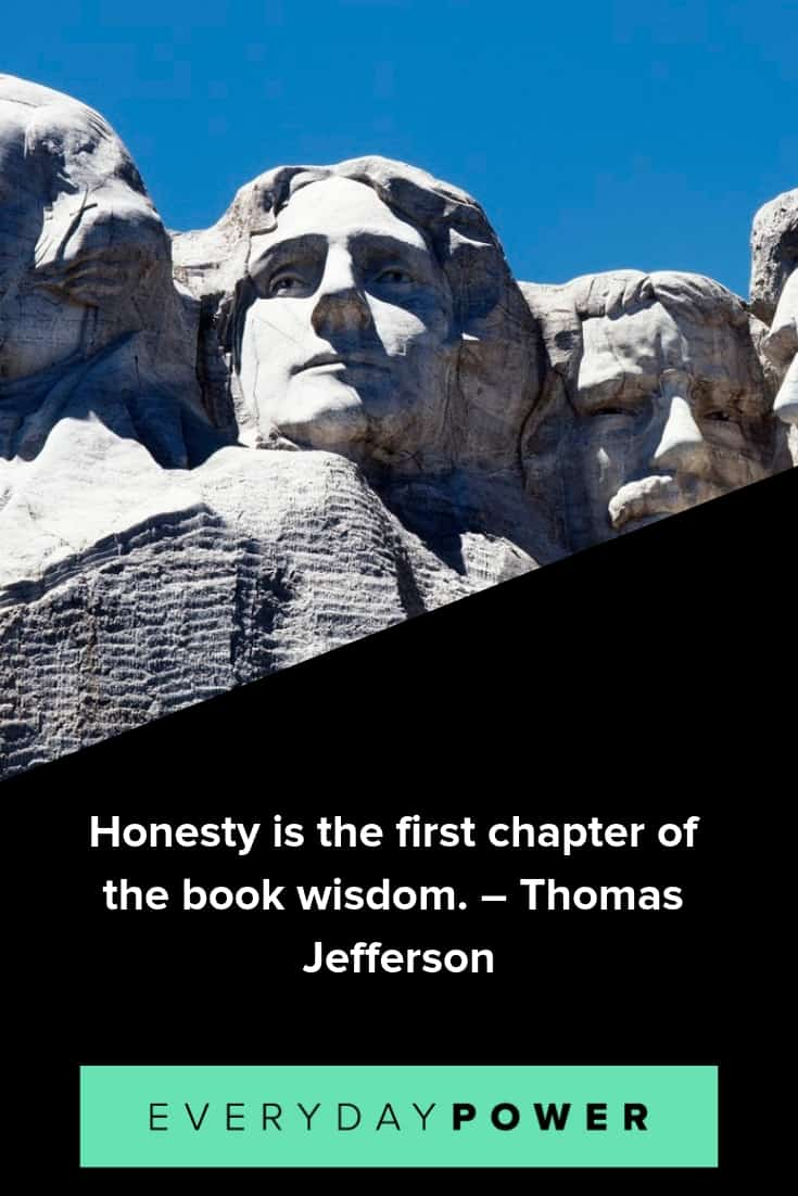 Presidents Day quotes celebrating past US presidents