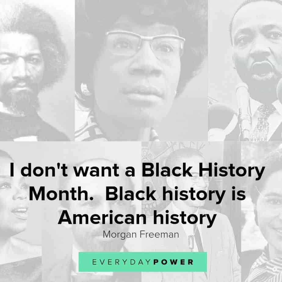 Black History Month quotes to honor the accomplishments of black Americans