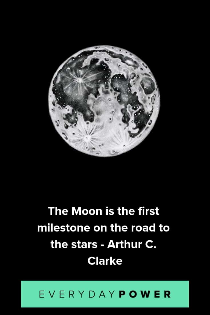 Moon quotes to help you believe in your purpose