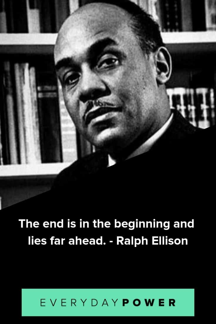 Ralph Ellison quotes on art, life and reality