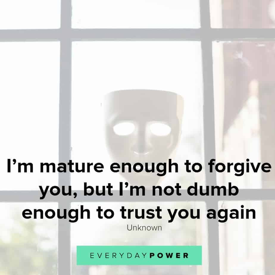 Betrayal quotes to help you move forward