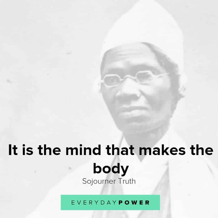 Sojourner Truth quotes that will inspire you to stand for your rights