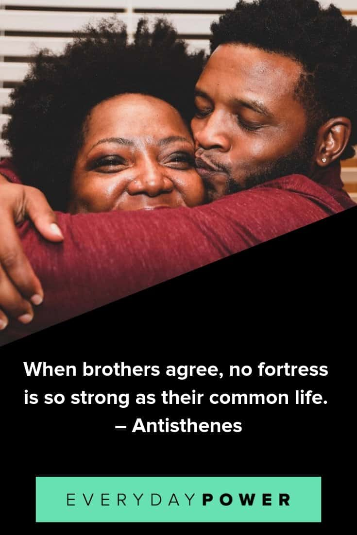 cute brother quotes