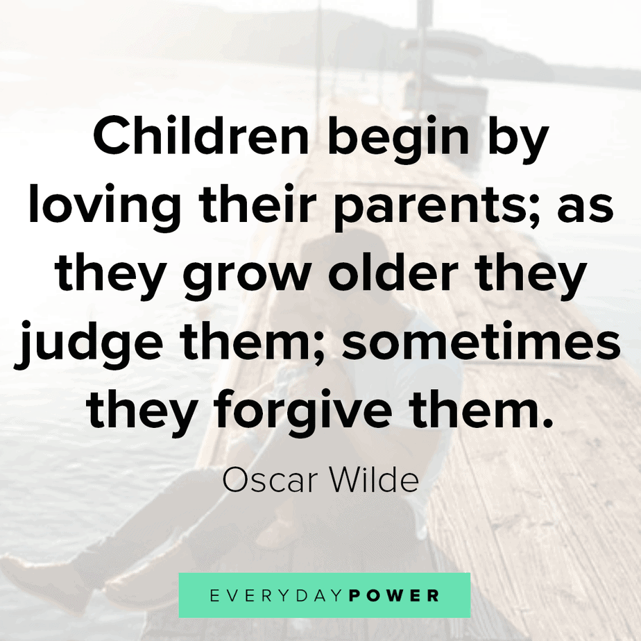 parents quotes about forgiveness