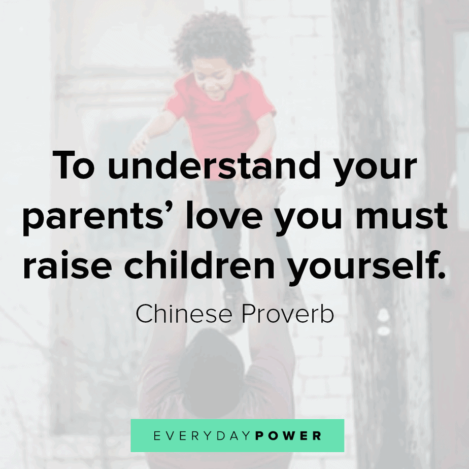 parents quotes to make you smile