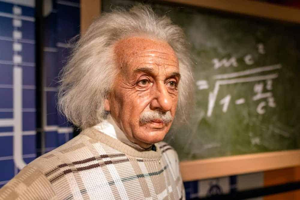 Albert Einstein the Genius