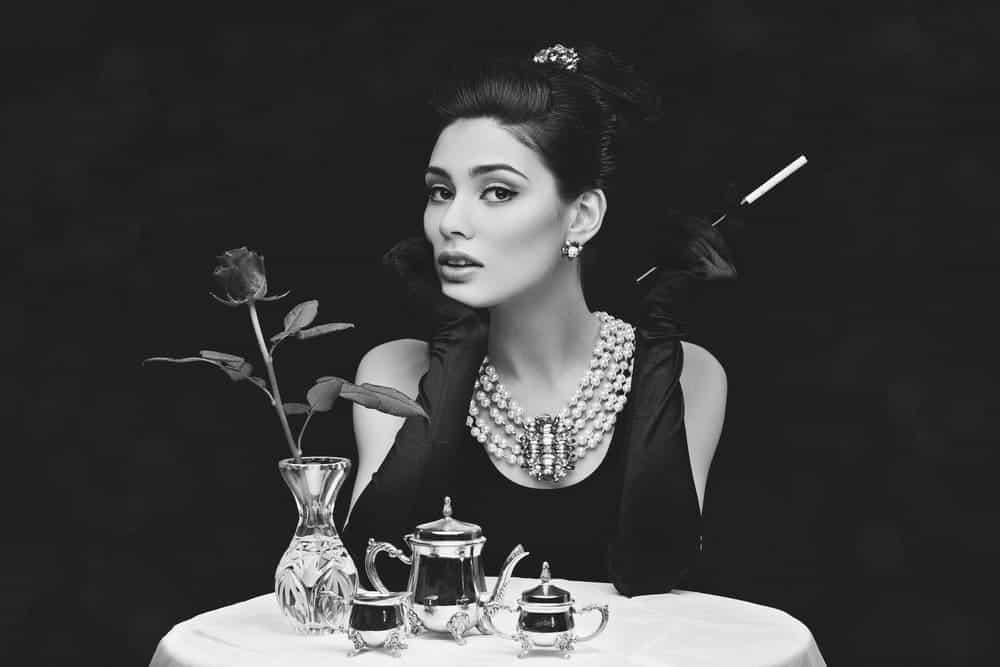 A Picture of Audrey Hepburn