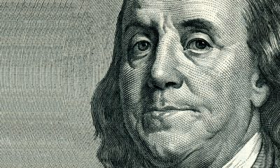 Benjamin Franklin the founding father of the United States