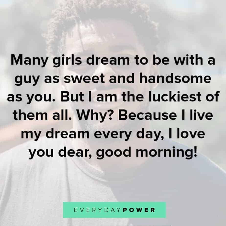 beautiful Goodmorning Quotes For Him