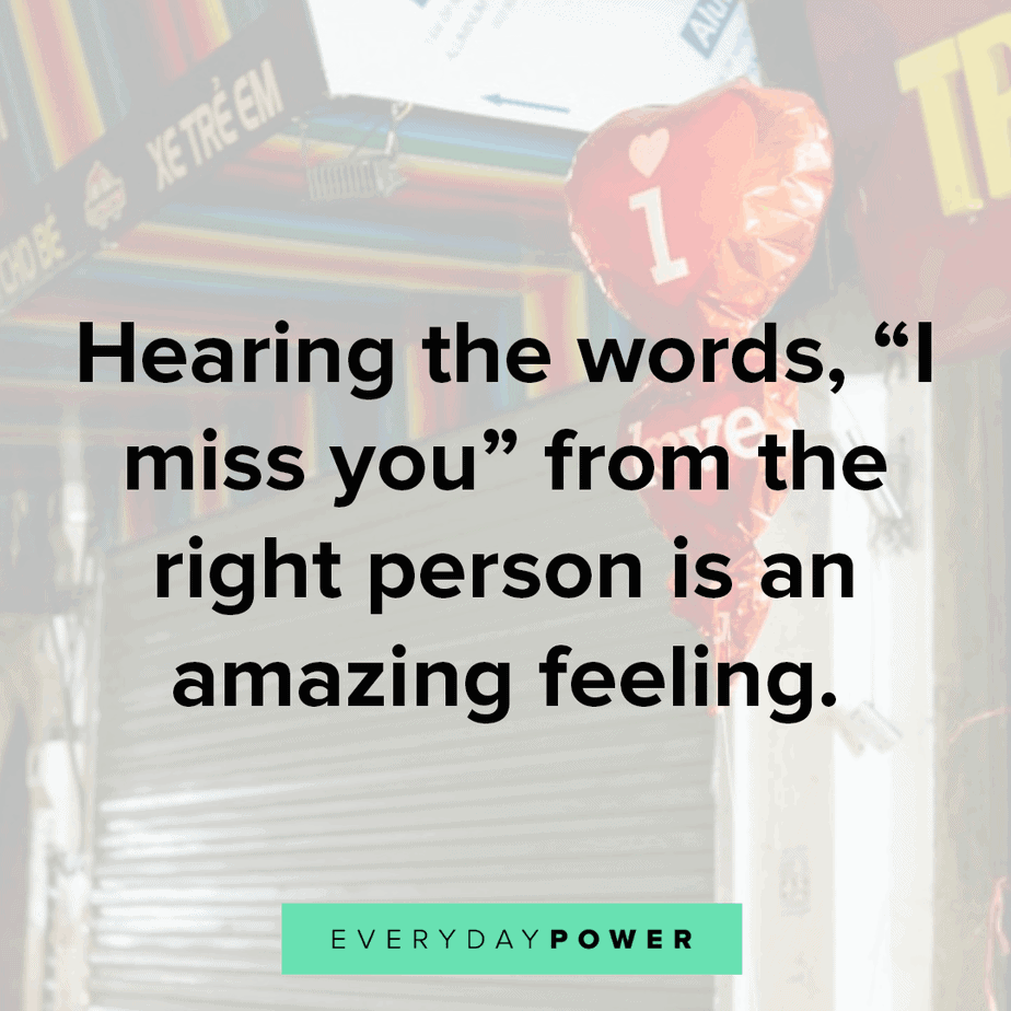 missing you quotes to feel better