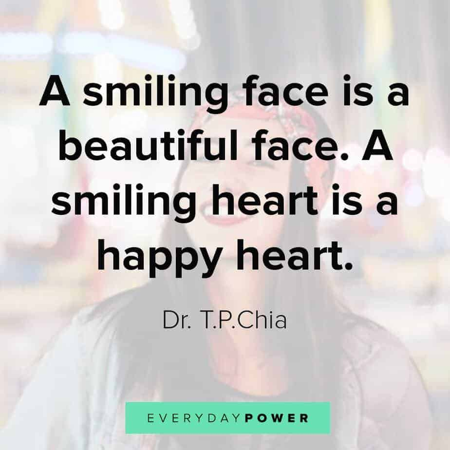 smile quotes to brighten your day