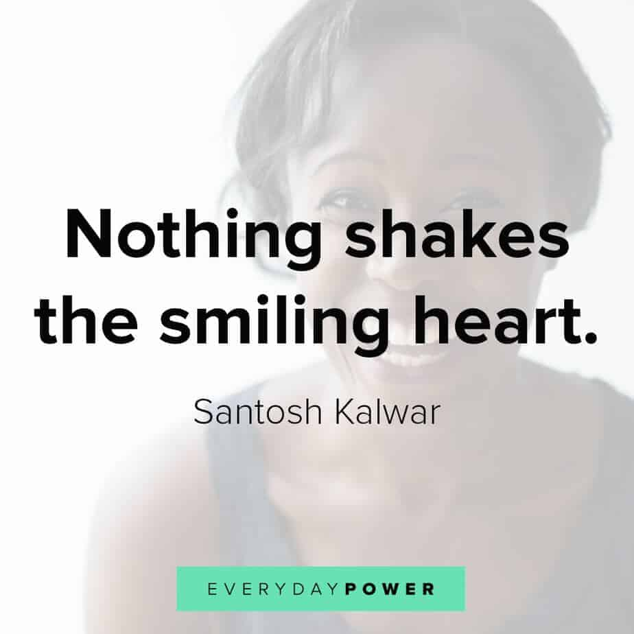 lovely smile quotes