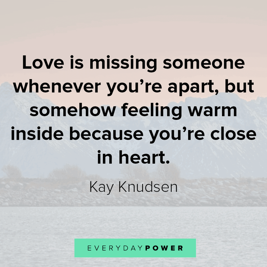 I Miss You Quotes for loved ones