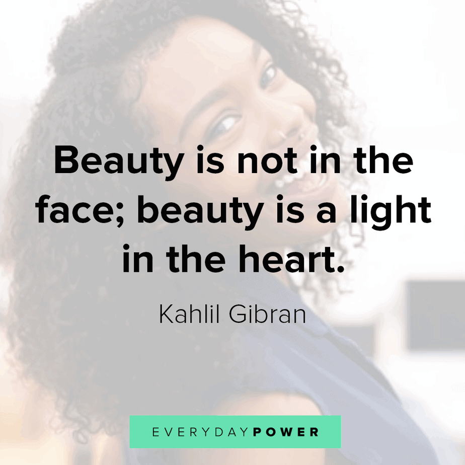 cool beauty quotes