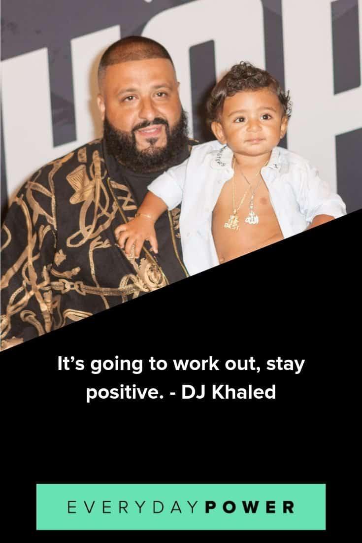 DJ Khaled quotes celebrating success, life, and Asahd