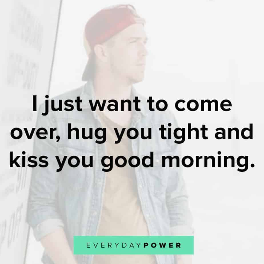 cute Goodmorning Quotes For Him