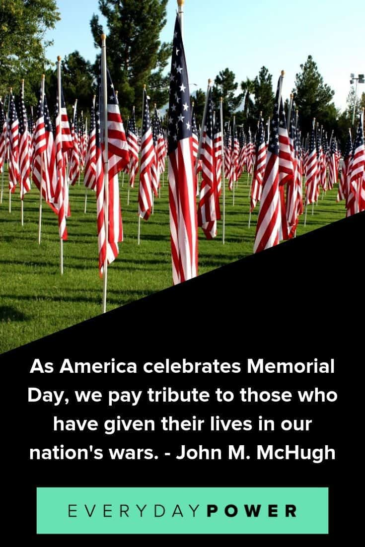Memorial Day quotes to remember those who gave all for America