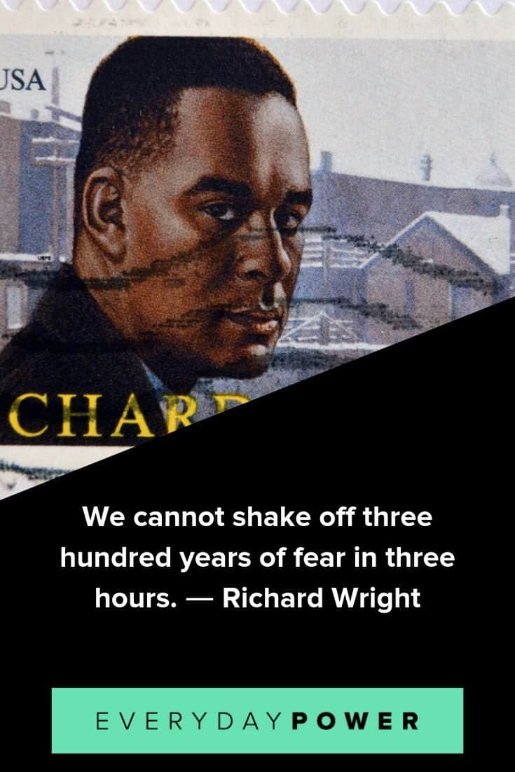 Richard Wright Quotes on Humanity and Racism