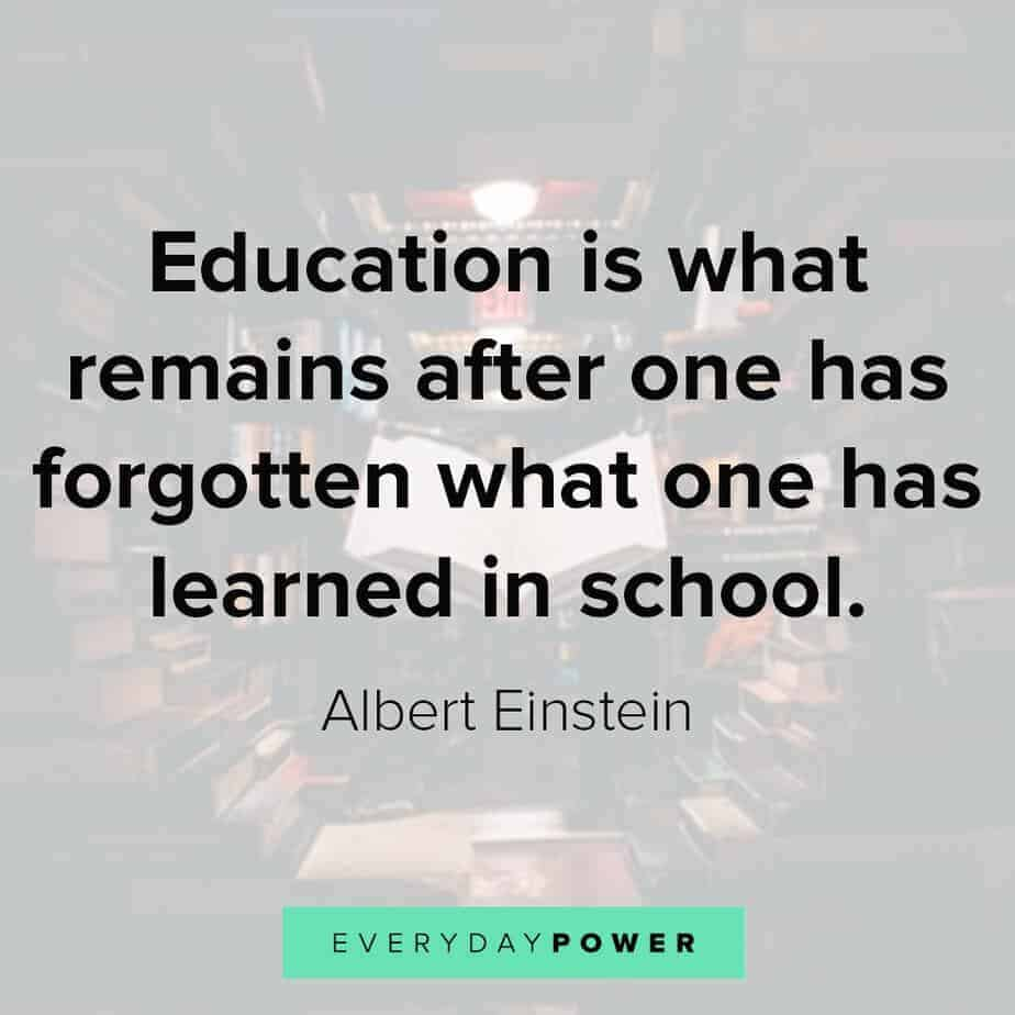 education quotes to inspire and teach